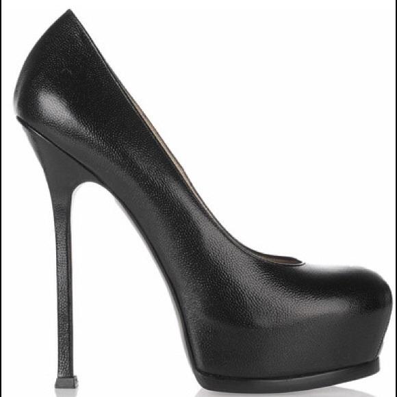 e441b1fdb36 Yves Saint Laurent Shoes | Tribute Pumps Size 365 Us 65 | Poshmark